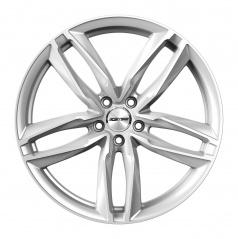 Alu koleso GMP ATOM silver 7,5x17 5x112 ET45
