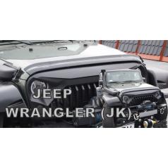 Deflektor prednej kapoty Jeep Wrangler 2007-2018
