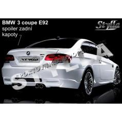 BMW 3, E92 Coupe 06+ spoiler zadnej kapoty