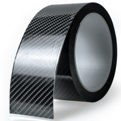 Odolná karbonová páska s podlepením 1 m x 5 cm (možno dodat až 5 m v 1 kuse)