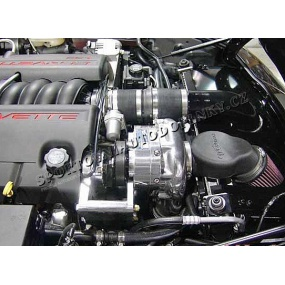 Chevrolet Corvette C6 LS2 05-06 ProCharger High Output Intercooled Komresor