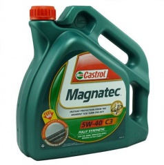 Motorový olej Castrol Magnatec 5W-40 C3 - 5 litrov