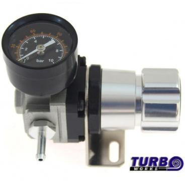 Manuálny regulátor tlaku turba TurboWorks
