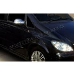 Mercedes Benz Viano W639 - nerez chrom zrcátek OMTEC