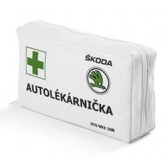 Originálna autolekárnička Škoda