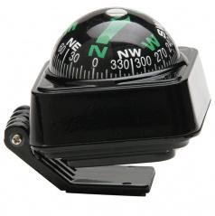 Kompas s nastaviteľným uhlom uchytenia