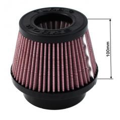 Športový vzduchový filter TurboWorks priemer 80-89 mm, výška 100 mm