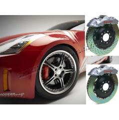 Kompletná brzdová sústava Brembo Gran Turismo pre celú jednu nápravu