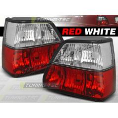 VW GOLF II 1983-91 ZADNÍ LAMPY RED WHITE (LTVW15)