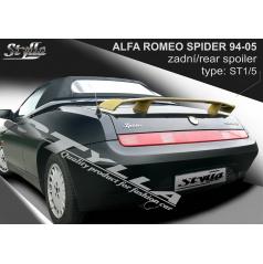Alfa Romeo Spider 1994+ zadný spoiler (EÚ homologácia)