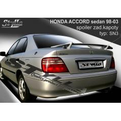Honda Accord sedan 1998-03 spoiler zadní kapoty (EU homologace)