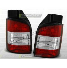 VW T5 2003-09 ZADNÍ LAMPY RED WHITE (LTVW76)