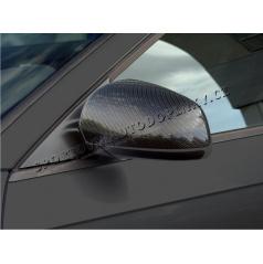 Kryty zrkadiel Milotec - 3D Carbonstyl, Škoda Superb I Facelift 09/2006 +