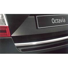 Originálna lišta piatych dverí strieborná Škoda Octavia III liftback originál