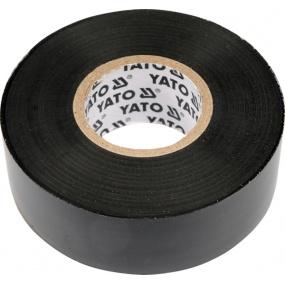 Páska izolační 12 x 0,13 mm x 10 m - černá