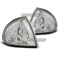Honda CRX DEL SOL 03.92-97 přední blinkry chrome (KPHO09)