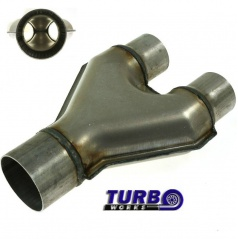 Nerez Y výfukové redukcie TurboWorks