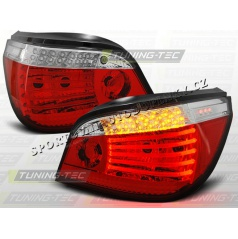 BMW E60 03-07 zadné LED lampy (LDBM62) - sedan