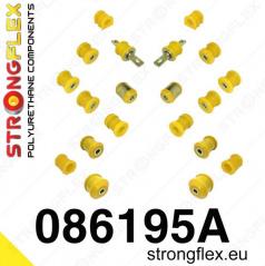 Honda Integra 2001-06 StrongFlex Sport kompletní sestava silentbloků 20 ks
