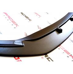 Škoda Superb III - DTM spojler predného nárazníka z ABS plastu - Basic - V3