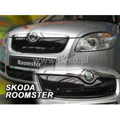 Zimná clona - kryt chladiča Škoda Roomster 5 dveř. 2006 - 2010 (horná)