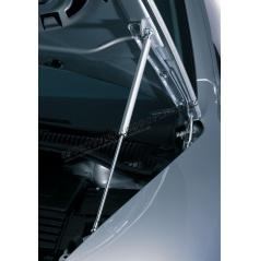 Plynová vzpera kapoty motora, Škoda Octavia II + Facelift