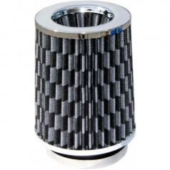Športový vzduchový filter karbón + redukcia 60-85 mm