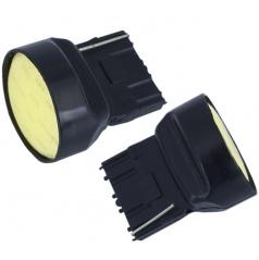 Žárovky VISION W21W (T20D) 12V 1X COB LED, CANBUS - 2 ks