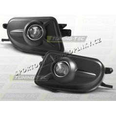 Mercedes SLK R170 1996-04 přední mlhovky black (HAME06)