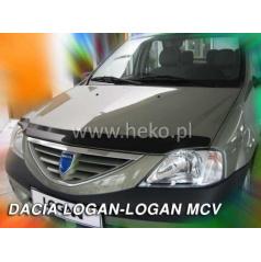 Deflektor prednej kapoty DACIA LOGAN I / MCV 4D 2004-2013