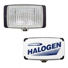 Prídavné hmlové svetlo halog. malé + krytka