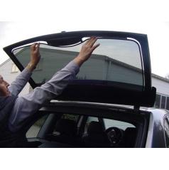 Slnečná clona - piate dvere, Škoda Fabia II. limousine