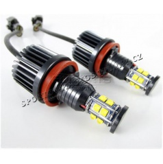 Marker H8 žiarovky Angel Eyes BMW 120W 12 LED CREE