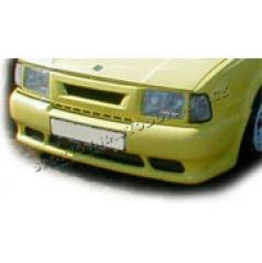 Škoda typ M predný nárazník Racing line bez mriežky pre hmlovky