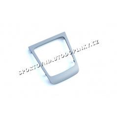 Škoda Yeti - výmenný rámček riadiacej páky Aluminium look