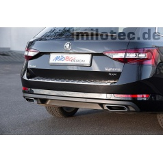 Koncovky výfuka Dummy Škoda Superb III Limousine, Combi