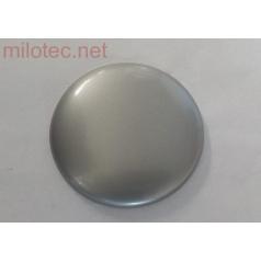 Zadní kryt emblému, stříbrný matný, Citigo, 2012/Superb II. Combi Facelift 2013-2015/Superb III. Lim./Combi, 2015