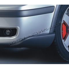4-Road rozšírenie predného nárazníka - ABS čierny, Škoda Octavia Combi