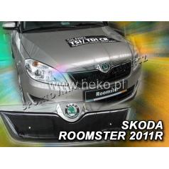 Zimná clona - kryt chladiča Škoda Roomster II 5 dver., 2010 - (horná)