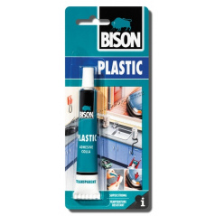 Lepidlo Bison na tvrdé plasty