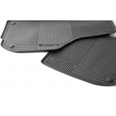 Originální kompletní sada gumových autokoberců Škoda Superb II