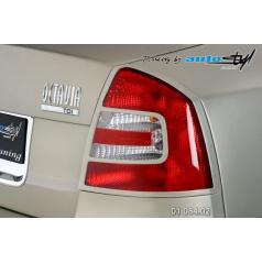 Rámček zadných svetiel pre lak Škoda Octavia II