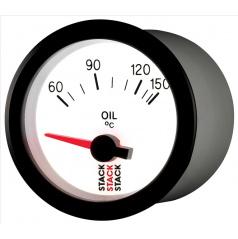 Stack elektronický budík teplota oleja 52 mm ST3259