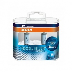 Žiarovka Osram H7 12V 55W Cool Blue Intense - box 2ks