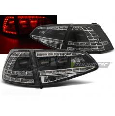 VW Golf 7 2013- zadní lampy black LED GTI Look (LDVWG3)