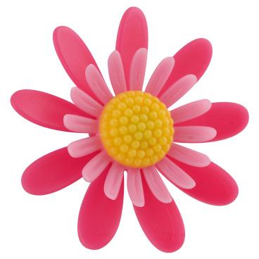 Čistič vzduchu v tvare kvetiny s vôňou ruže 2 ks