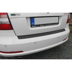 Ochranný prah zadného nárazníka KI-R Škoda Octavia II RS Limousine