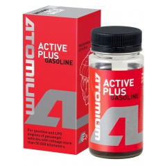 ATOMIUM ACTIVE GASOLINE PLUS (nad 50 tkm) 3 fázy ošetrenia