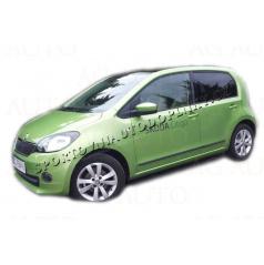 Bočné ochranné lišty dverí Škoda Citigo 5 dver. 2011+