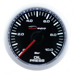 Prídavný budík Depo Racing tlak oleja 52 mm